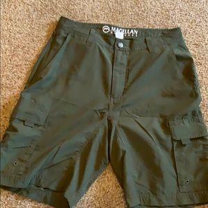 Magellan men's cargo shorts.